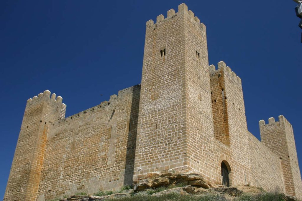Hospedería de Sádaba castillo