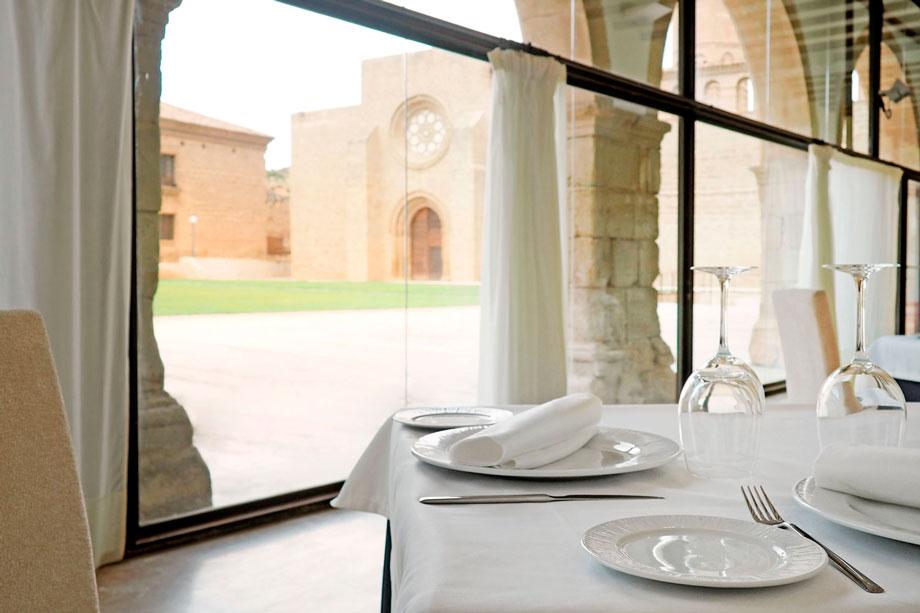 Restaurante Monasterio de Rueda